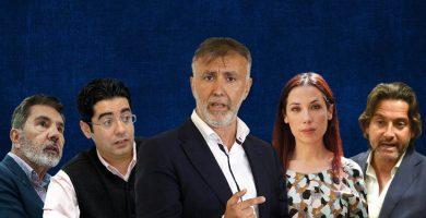 Guerra abierta en el PSOE canario por 'castigar a Tenerife'