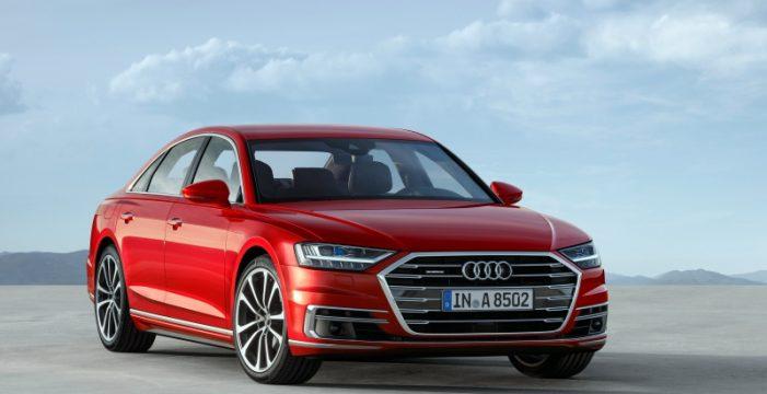 Nuevo Audi A8: el futuro de la categoría superior