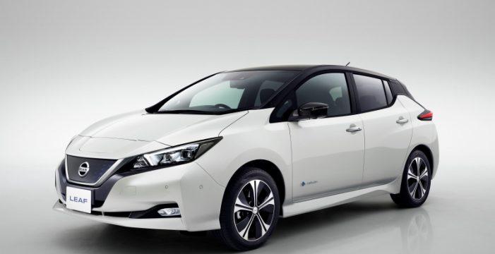 El nuevo Nissan LEAF, el vehículo del futuro en el presente