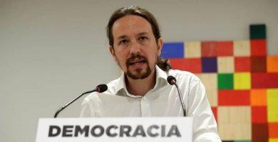 Iglesias convoca consulta para que las bases sobre el nombre electoral