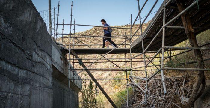 El San Andrés exige una solución o recuperar su antiguo campo