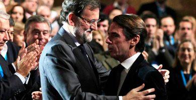 La FAES de Aznar urge a Rajoy a actuar ya y añade que si no lo hace debe convocar elecciones
