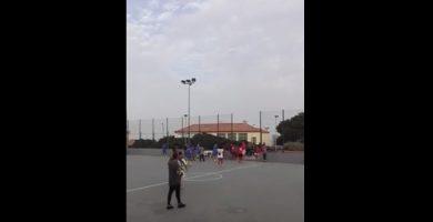 Salvaje agresión a un árbitro tinerfeño jaleada desde la grada