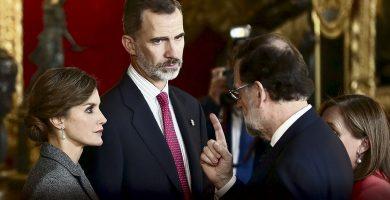 """Rajoy centra las miradas en una gran fiesta de la """"españolidad"""" que llega nueve años después del """"coñazo de desfile"""""""