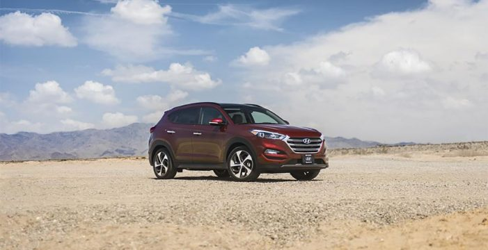 El Hyundai Tucson, imbatible en la categoría SUV en Canarias