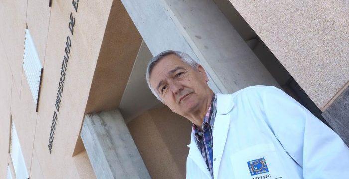 Basilio Valladares dimite por diferencias con el Rectorado