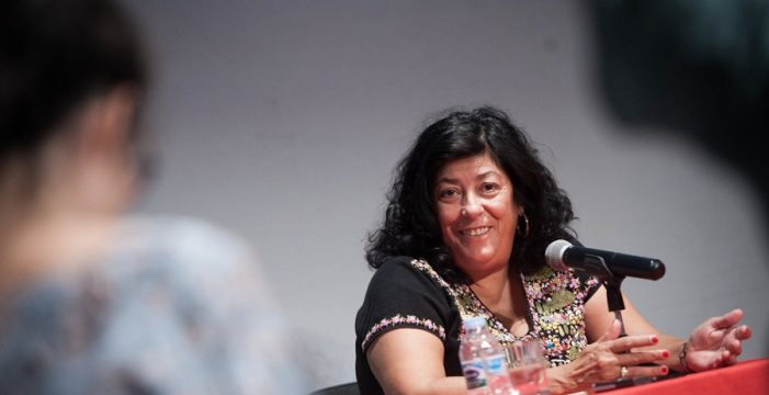 """Almudena Grandes: """"El independentismo catalán no es  una revolución"""""""