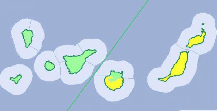 Aviso de riesgo para la salud por las altas temperaturas en la provincia de Las Palmas