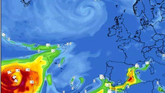 Nueva ola de calor en Canarias a partir del miércoles
