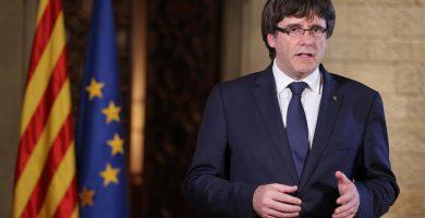 "Puigdemont convocará al Parlament para responder al 155: ""Es un ataque a la democracia"""