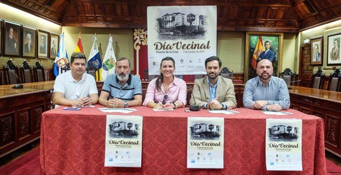 La ciudad se prepara para celebrar el sábado el Día Vecinal