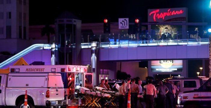 La Policía asevera que el tirador de Las Vegas llevaba décadas comprando armas