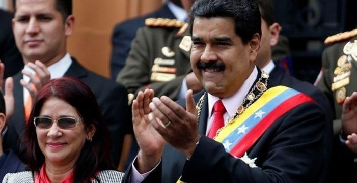 """EE.UU. condena la ausencia de """"elecciones libres y justas"""" en Venezuela"""