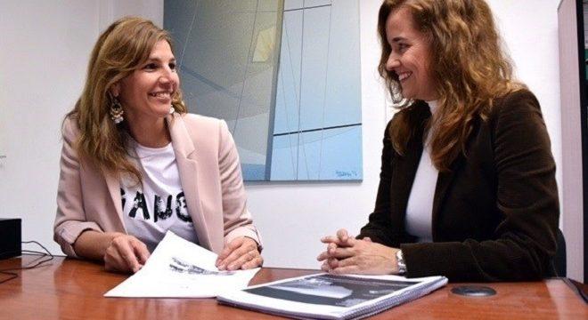 La Junta de Andalucía se interesa por un proyecto sobre patrimonio de Santa Cruz