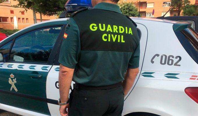 Aparece muerto un guardia civil en Candelaria
