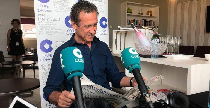 Jorge Valdano, estrella invitada hoy en las Spring Talks en Arona