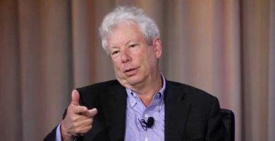 El economista Richard Thaler, premio Noble de Economía | YOUTUBE