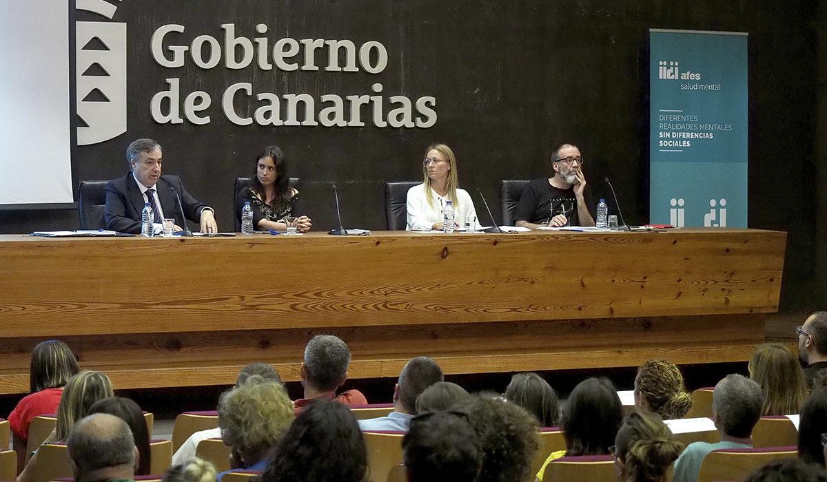 La sede de Presidencia del Gobierno acogió ayer la cuarta edición del foro, centrado este año en los derechos humanos. Sergio Méndez