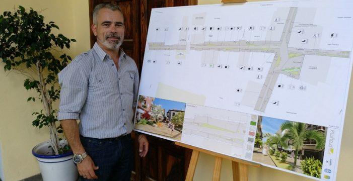 Exponen al público el proyecto de mejora de la calle San Juan de Puerto de la Cruz