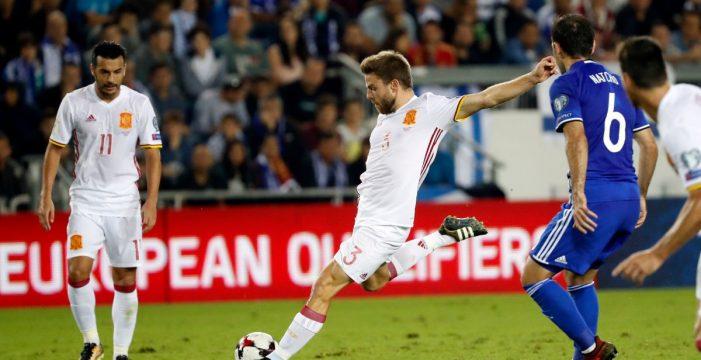 Illarramendi decide y España pone la guinda