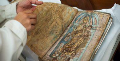 Se conservan con mimo importantes documentos desde el siglo XVI. Fran Pallero