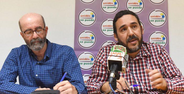 Unid@s se puede y XTF-NC se querellarán contra José Alberto Díaz por prevaricación