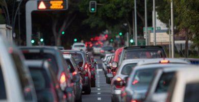 La medida de bonificar el recibo del rodaje al 50% atraerá a más ciudadanos dispuestos a empadronarse en Santa Cruz para pagar menos. Fran Pallero