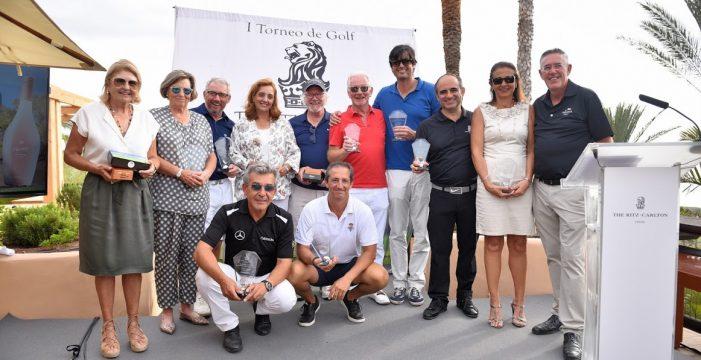 Gastronomía y golf se unen en la lucha contra el cáncer en Abama