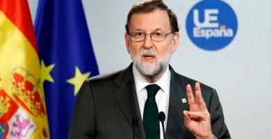 Rajoy cesará a Puigdemont y a todo el Govern con elecciones en seis meses