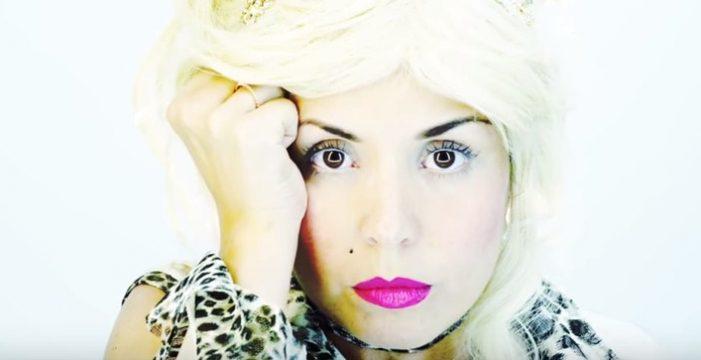 La grancanaria Cristina Ramos publica el single 'Loca'