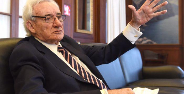"""""""Conocí a Puigdemont cuando era alcalde, entonces me pareció un mediocre"""""""
