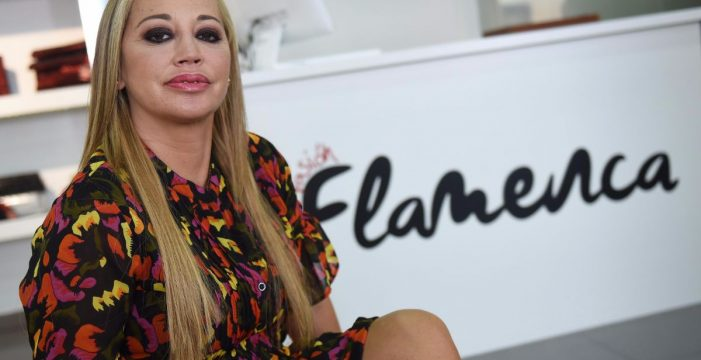 El spot que rodó Belén Esteban en Tenerife para Flamenca