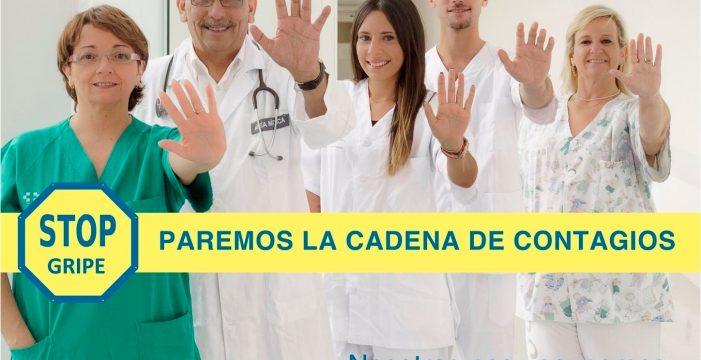 Sanidad inicia este lunes la campaña de vacunación frente a la gripe en Canarias bajo el lema 'Stop gripe'