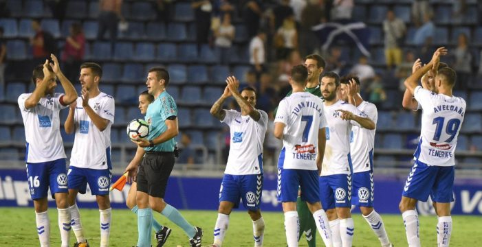 Los números del CD Tenerife en el arranque invitan al optimismo