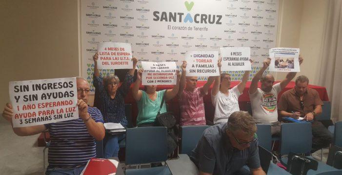 Vecinos y oposición critican al IMAS por la tardanza en atender a familias necesitadas