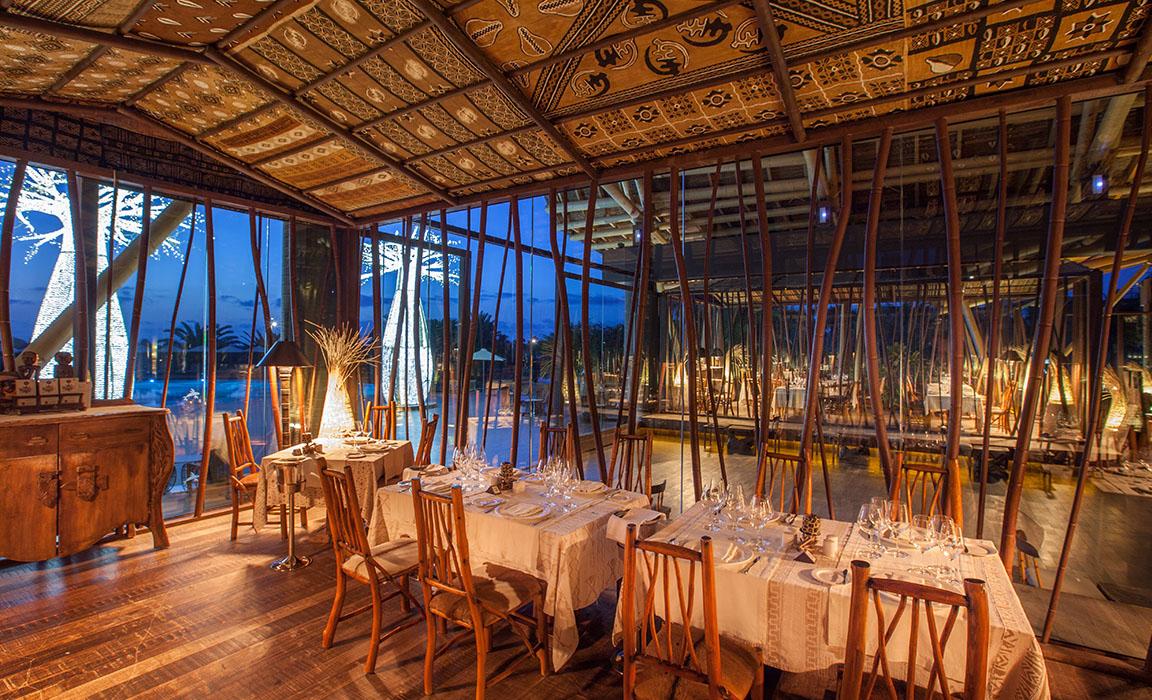 Restaurante Ákara. DA