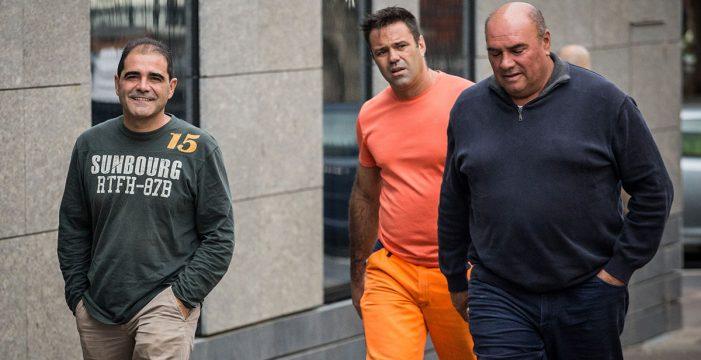 Cinco de los siete empresarios del caso Grúas reconocen ante la juez ser amigos de Clavijo