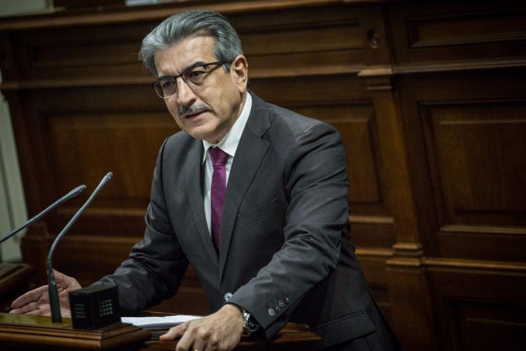 Román Rodríguez (NC) | Foto: Andrés Gutiérrez