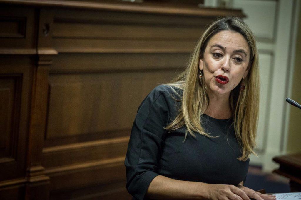 Dolores Corujo (PSOE) | Foto: Andrés Gutiérrez