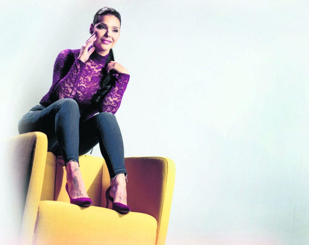 Saida Prieto | Foto: Andrés Gutiérrez