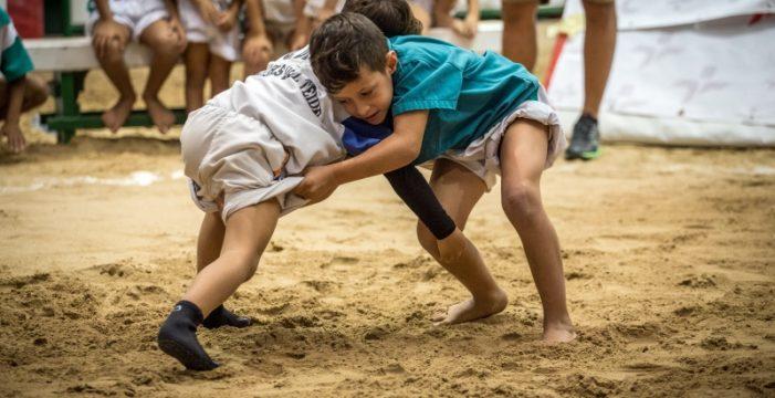 El Cabildo de Tenerife destina 63.000 euros para fomentar el trabajo de cantera de los clubes y escuelas de lucha canaria