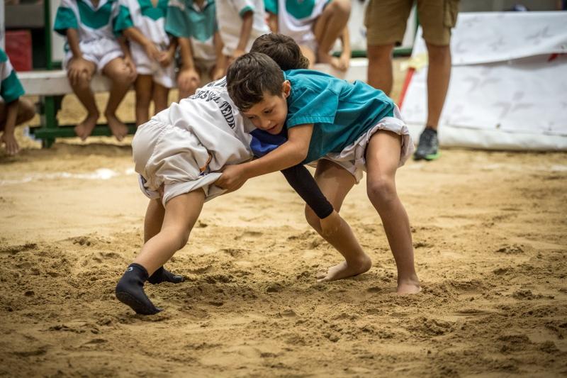 Foto de archivo, del I Torneo Fundación CEPSA de equipos de la categoría prebenjamín y benjamín de Tenerife, | Andrés Gutiérrez