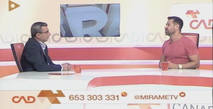 Abreu asegura que desconoce si ha sido expulsado del PSOE