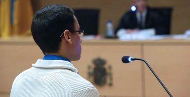 Condenado a 19 años de cárcel el asesino de Saray, la estudiante palmera