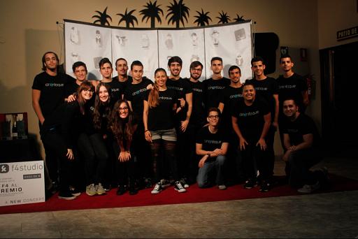 Alrededor de un centenar de alumnos del sector audiovisual realizarán prácticas durante el Festival de cortos Villa de La Orotava