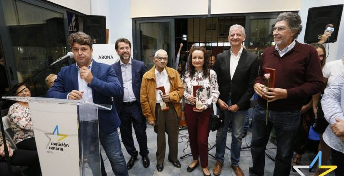 CC apuesta por García Marichal para 'recuperar terreno' en Arona