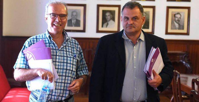 El portavoz de CC en La Laguna, citado a declarar como imputado en el caso Grúas