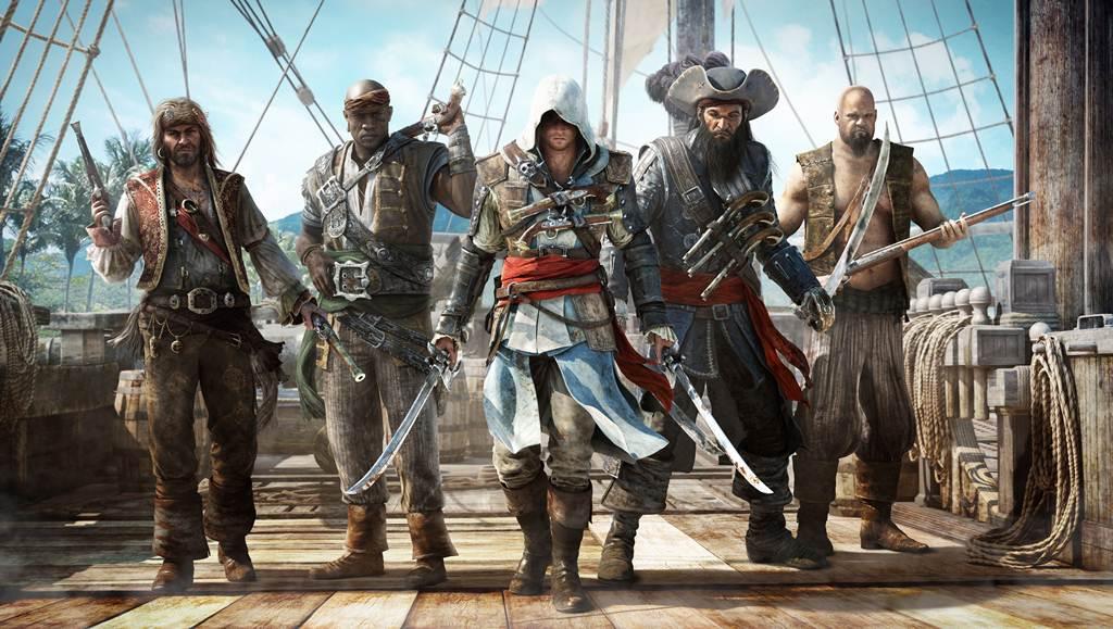 Assassin's Creed' y el rescate del corsario tinerfeño Amaro Pargo