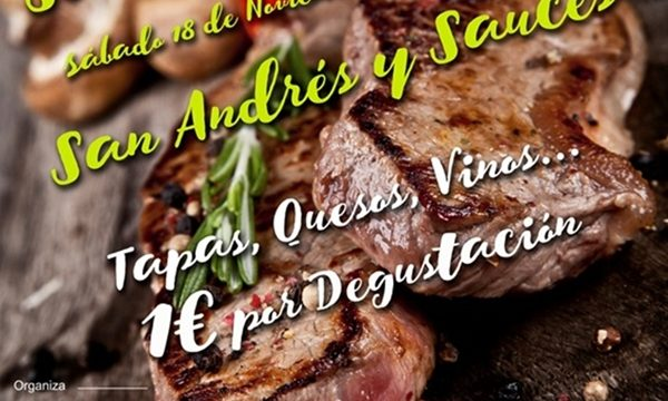 San Andrés y Sauces celebra mañana sábado el I Festival de Sabores de La Palma