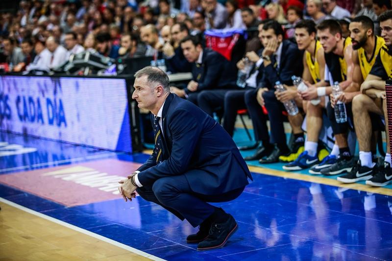 El encuentro del pasado domingo dejó muy malas sensaciones por la forma en la que se produjo la derrota. ACB